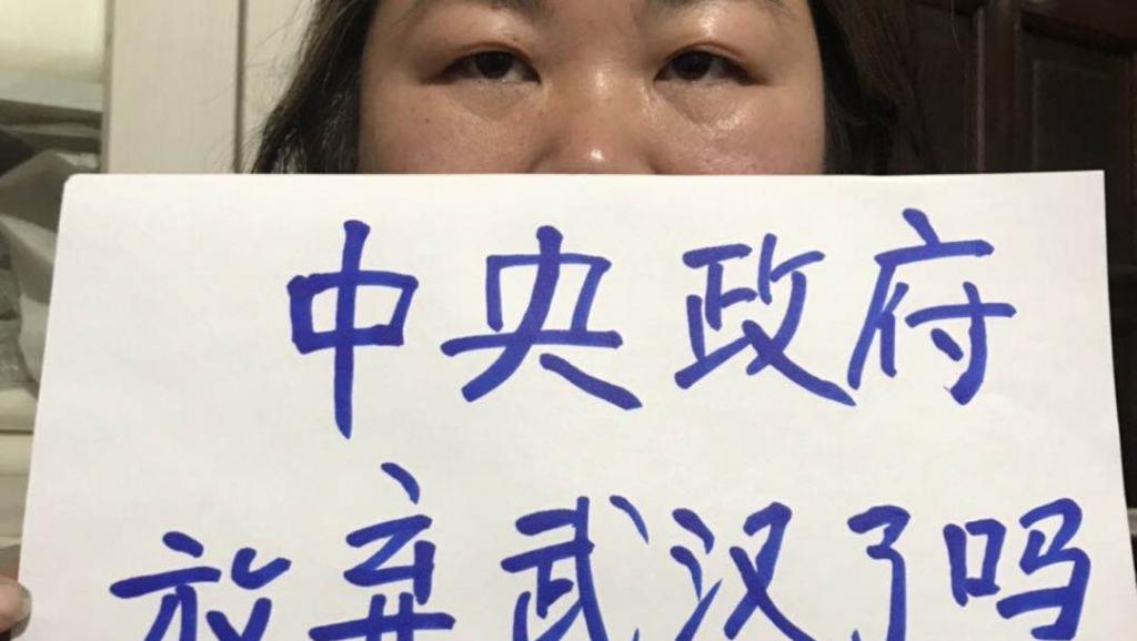 武汉水深火热 北京歌舞升平 习近平为何不亲赴武汉